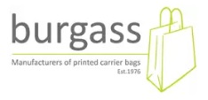 burgass carrier bags